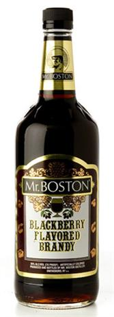 Mr Boston Blackberry Brandy